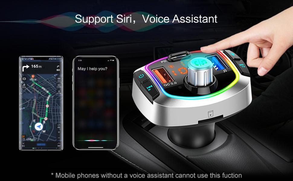 fm transmitter bluetooth for car bluetooth radio transmitter for car