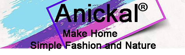 Anickal pillow covers