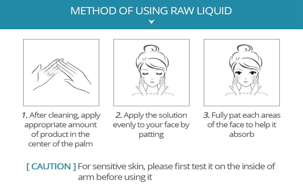 Face Serum Shrink Pore Moisturizing tight pores