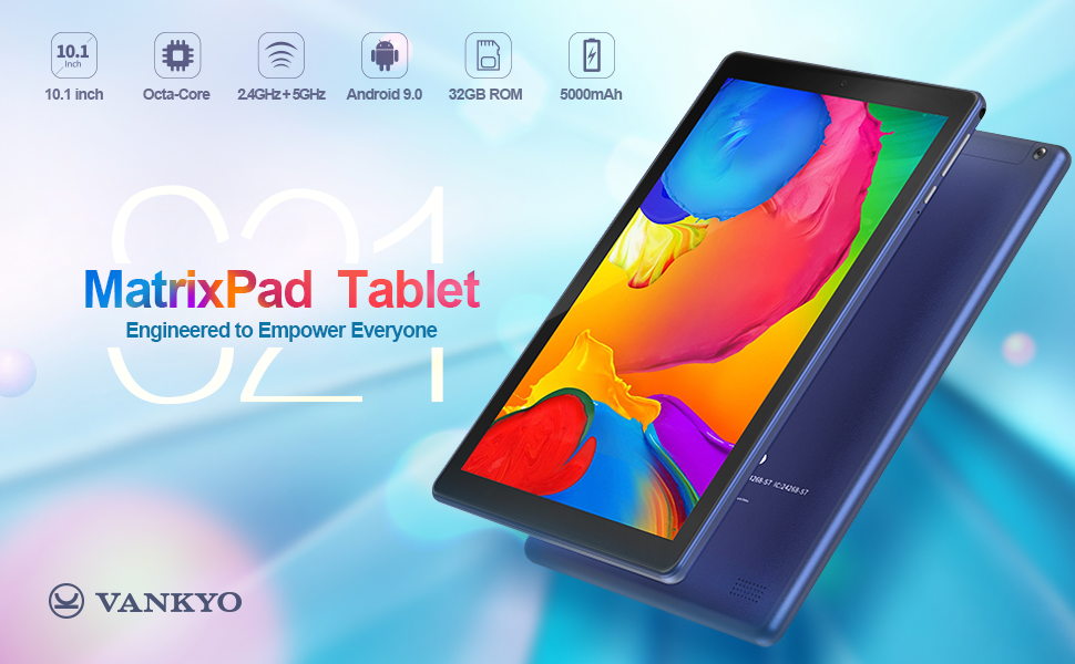 10 inch Android Tablet