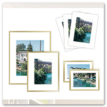 matting white mat in frames and prints picture