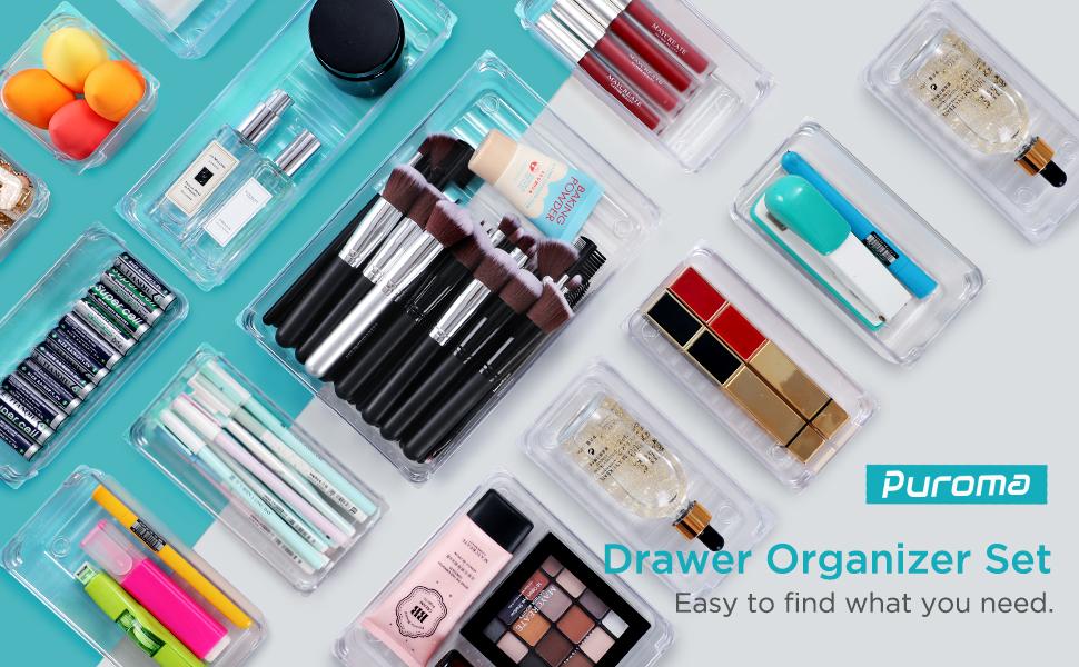 Drawer Organizer Trays
