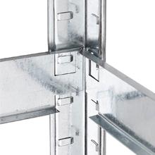 estanteria metalizada galvanizada