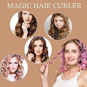 magic hair styling tool kit