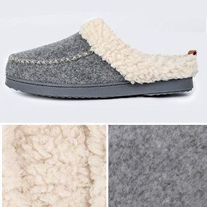 lady slip on slippers