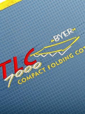 TLC trilite cot lightweght ultra canvas spare hiking bed camping outdoor star gaze steel legs