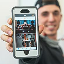 PRx Performance PRx Fit App Apple Iphone