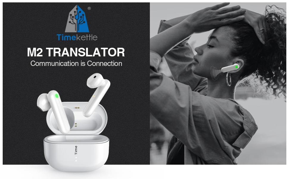 WT2 translator earbuds