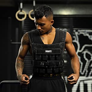 Gravity Fitness Weighted Vest