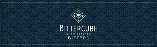 Bittercube Slow Crafted Bitters cocktail bitters old fashioned bitters