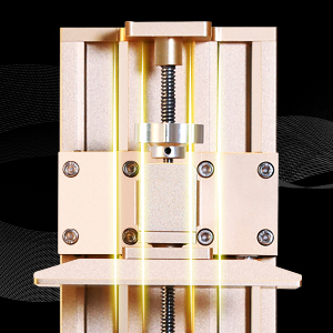 dual z-axis linear guide