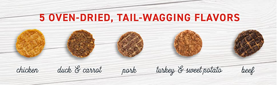 dog treat food puppy chicken free jerky grain wellness large usa beef natural made chew training