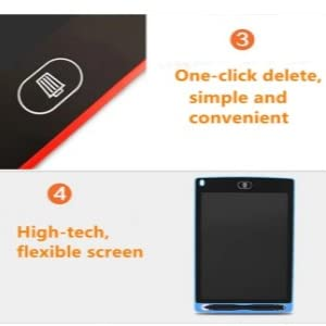 One Click Delete & High tech Screen