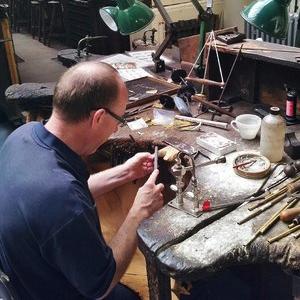 Craftmanship of jewelry