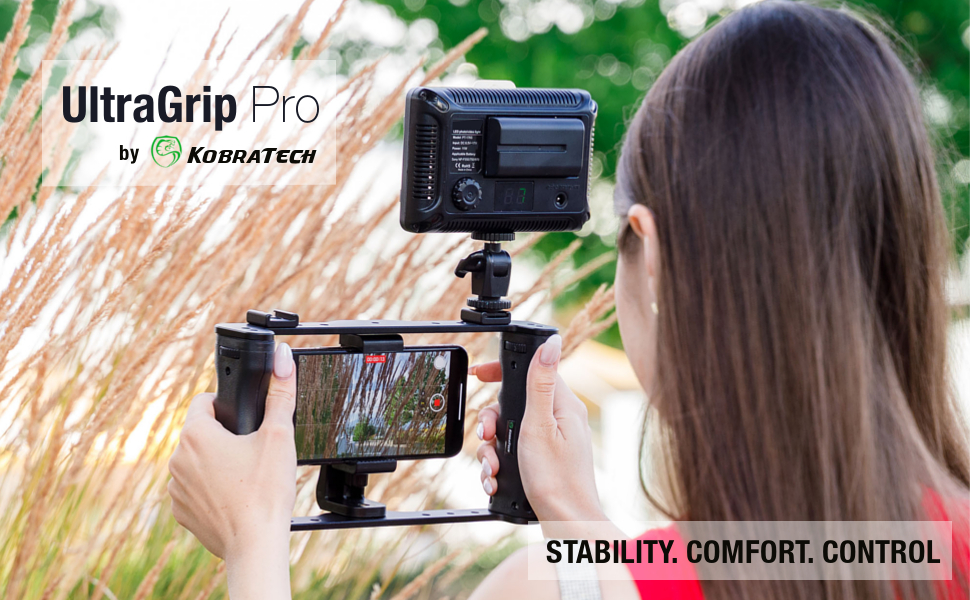 smartphone video rig for iphone