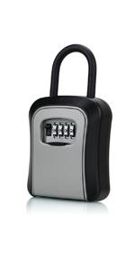 large key safe box