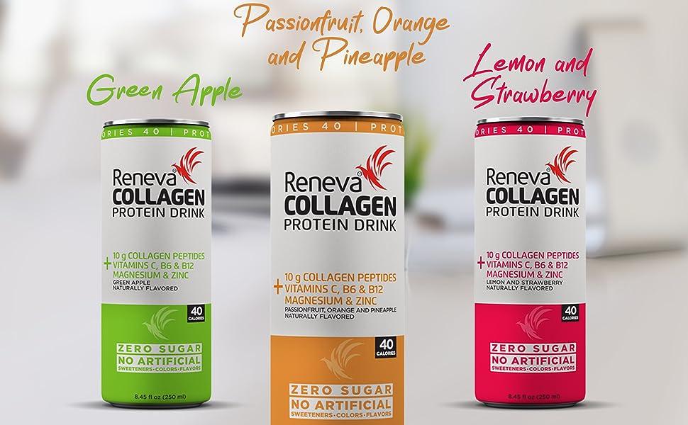 Vitamin C Antioxidants C E Collagen Peptides Verisol Hair Skin Drink