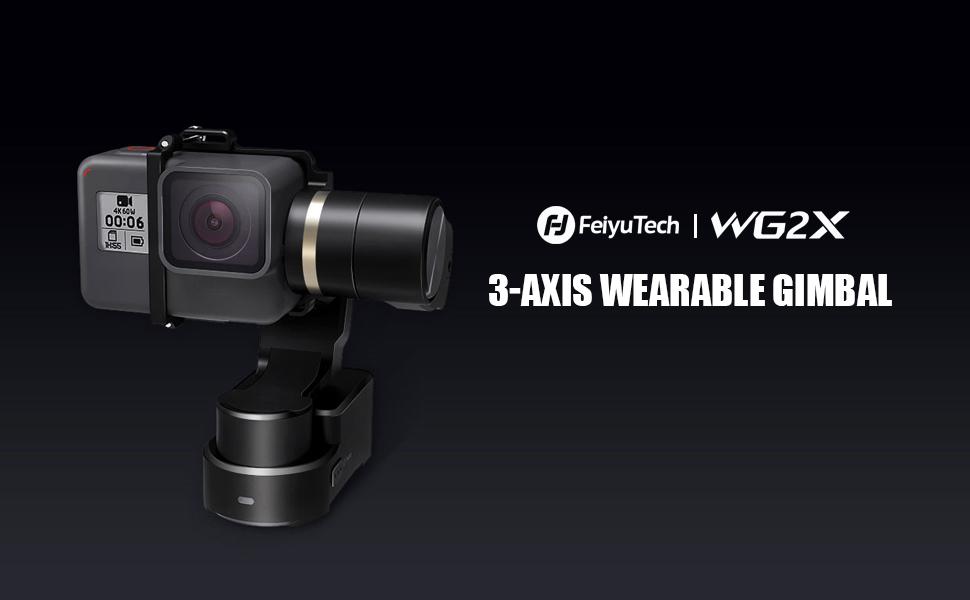 FeiyuTech WG2X gimbal stabilizer