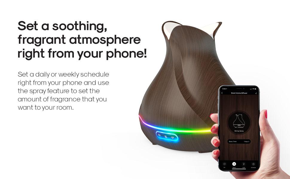 Smart WiFi Aroma Diffuser