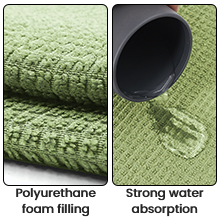 highly strong water absorbency