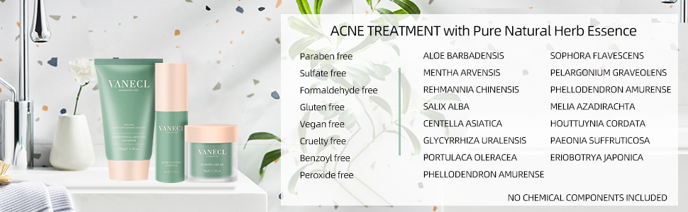 3 Step Fast Acne Treatment