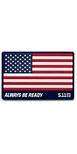 flag united states usa america american patch patches attachement attachment velcro hook loop