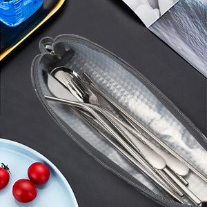 lunchbox silverware case