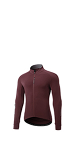 Cycling jersey with Fleece