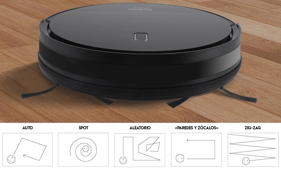 AMIBOT Prime 2 – Robot Aspirador: Amazon.es: Hogar