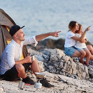 Take multi tool on your camping trip