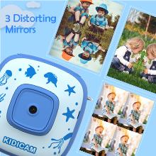 Happy Distorting Mirrors