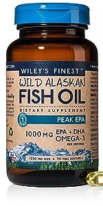 omega-3 fish oil peak epa softgels