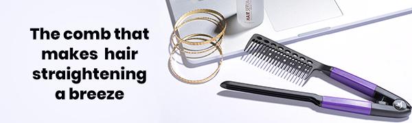 herstyler v shaped easy comb