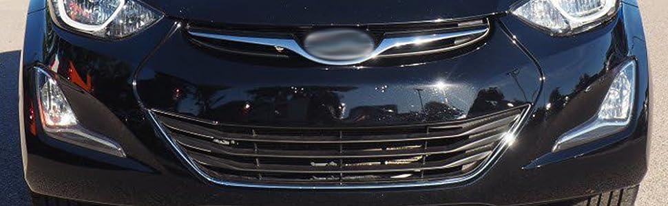 Center Grille For Hyundai Elantra 2014-2016