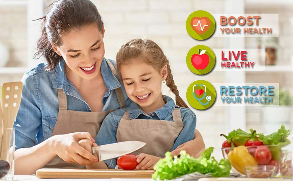 Hallelujah Diet Boosts your Health for Healthy Living