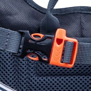 Hydration pack whistle