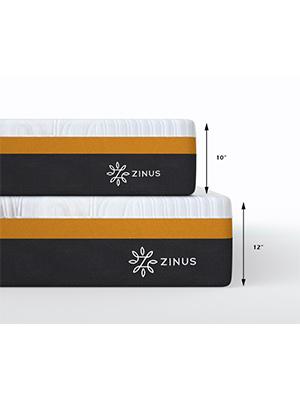 Zinus Hybrid Mattress