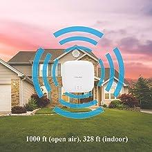 long range ys6602-uc yolink smart plug