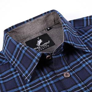 casual dress shirts for men autumn winter