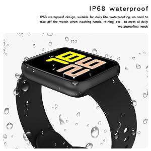smart watch waterproof IP67