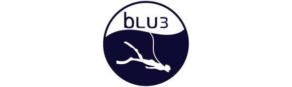 BLU3 logo