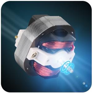 Full Copper Motor - 100% Efficient