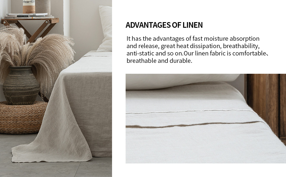 linen is good for health