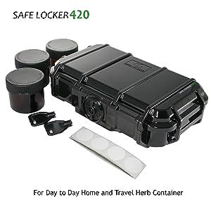Safe Locker 420