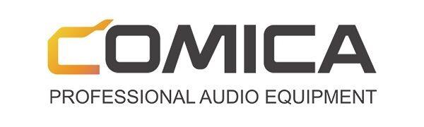 comica microphone iphone microphone smartphone microphone video iphone lavalier lapel microphone