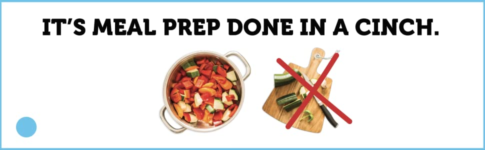 It's Meal Prep Done In A Cinch