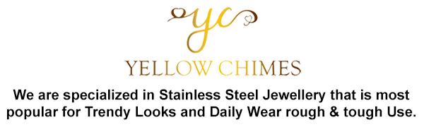 Stainless Steel Rings Banner