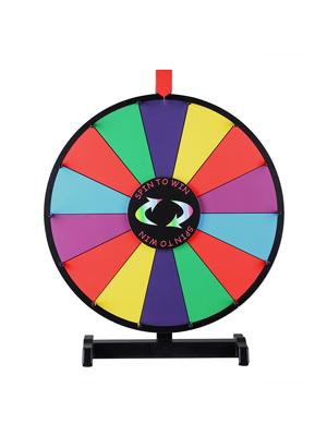 18 inch Tabletop Wheel