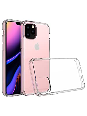 """iPhone 11 Pro 5.8"""" inch PC Hard Back & TPU Silicone Gel Sides Protection Case"""