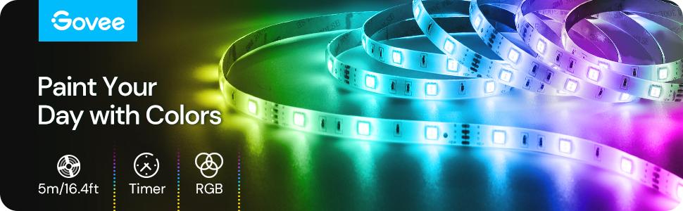 Music Sync LED lights